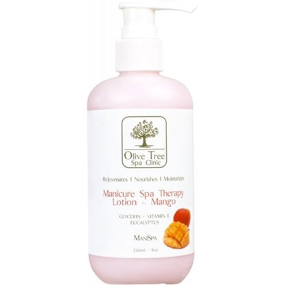 Εικόνα της OLIVE TREE Manicure Spa Lotion 236gr - Mango - ΛΟΣΙΟΝ