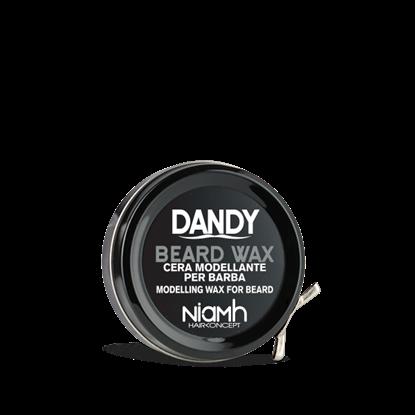 Εικόνα της DANDY BEARD WAX FOR MEN NIAMH 50ML