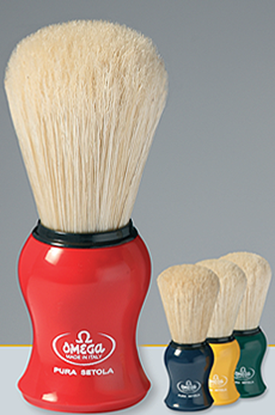 Πινέλο ξυρίσματος OMEGA 10065