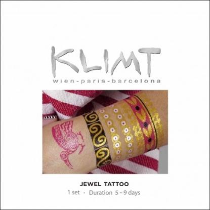 Εικόνα της Τατουάζ Σώματος Flash Jewel Tattoo