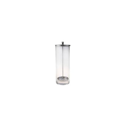 Εικόνα της ΔΟΧΕΙΟ ΓΥΑΛΙΝΟ ΑΠΟΣΤΕΙΡΩΣΗΣ-GLASS STERILIZING TRAY