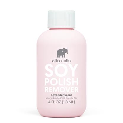 Εικόνα της Ασετον - Soy Nail Polish Remover Lavender