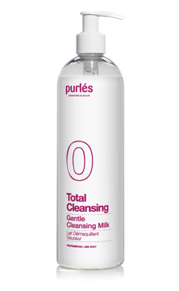 Εικόνα της 0 GENTLE CLEANSING MILK 500ml PURLES