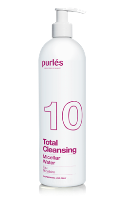 Εικόνα της 10 MICELLAR WATER - 500ml PURLES