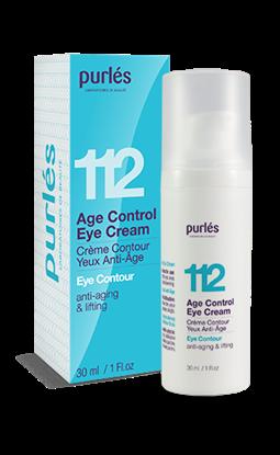 Εικόνα της 112 Age Control Eye Cream - Κρέμα ματιών Purles