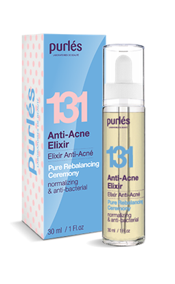 Εικόνα της 131 Anti-Acne Elixir - Ορός προσώπου Purles