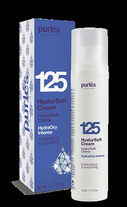 Εικόνα της 125 HyalurOxy Soft Cream - Απαλή κρέμα με Υαλουρονικό Purles