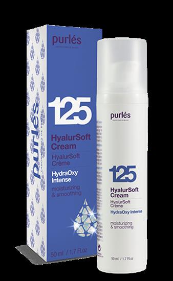 Εικόνα από 125 HyalurOxy Soft Cream - Απαλή κρέμα με Υαλουρονικό Purles