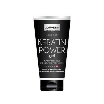 Εικόνα της KERATIN POWER GEL 150ml LORVENN