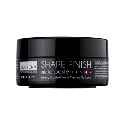 Εικόνα της HAIR ART SHAPE FINISH MATTE PASTE 75ml LORVENN