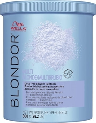 Εικόνα της BLONDOR MULTI BLONDE 800gr WELLA