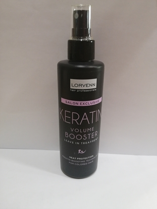 Εικόνα της SALON EXCLUSIVE KERATIN VOLUME BOOSTER 200ml LORVENN