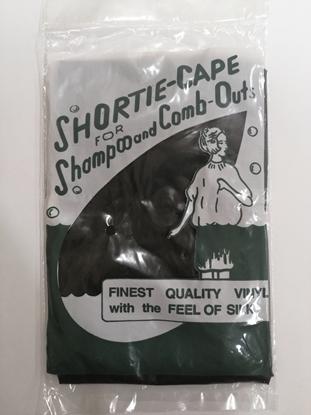 Εικόνα της SHORTIE-CAPE FOR SHAMPOO AND COMB-OUTS