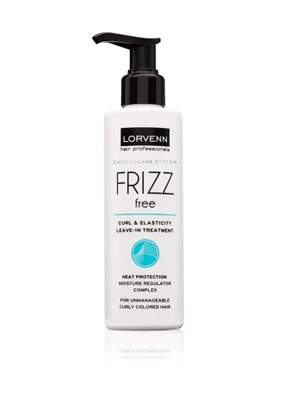 Εικόνα της FRIZZ FREE CURL & ELASTICITY LEAVE-IN TREATMENT 200ml LORVENN