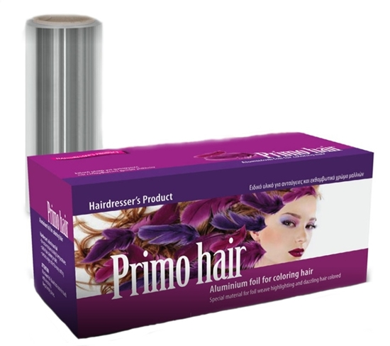 Εικόνα από ΑΛΟΥΜΙΝΟΧΑΡΤΟ 100x12.5  14m PRIMO HAIR