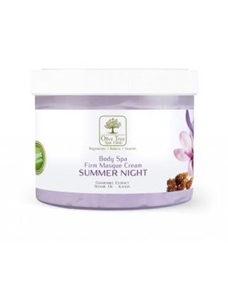Εικόνα της FIRM MASQUE CREAM SUMMER NIGHT 400gr OLIVE TREE SPA CLINIC