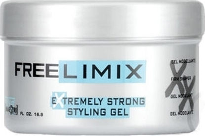 Εικόνα της EXTREMELY STRONG STYLING GEL POT 500ml FREELIMIX